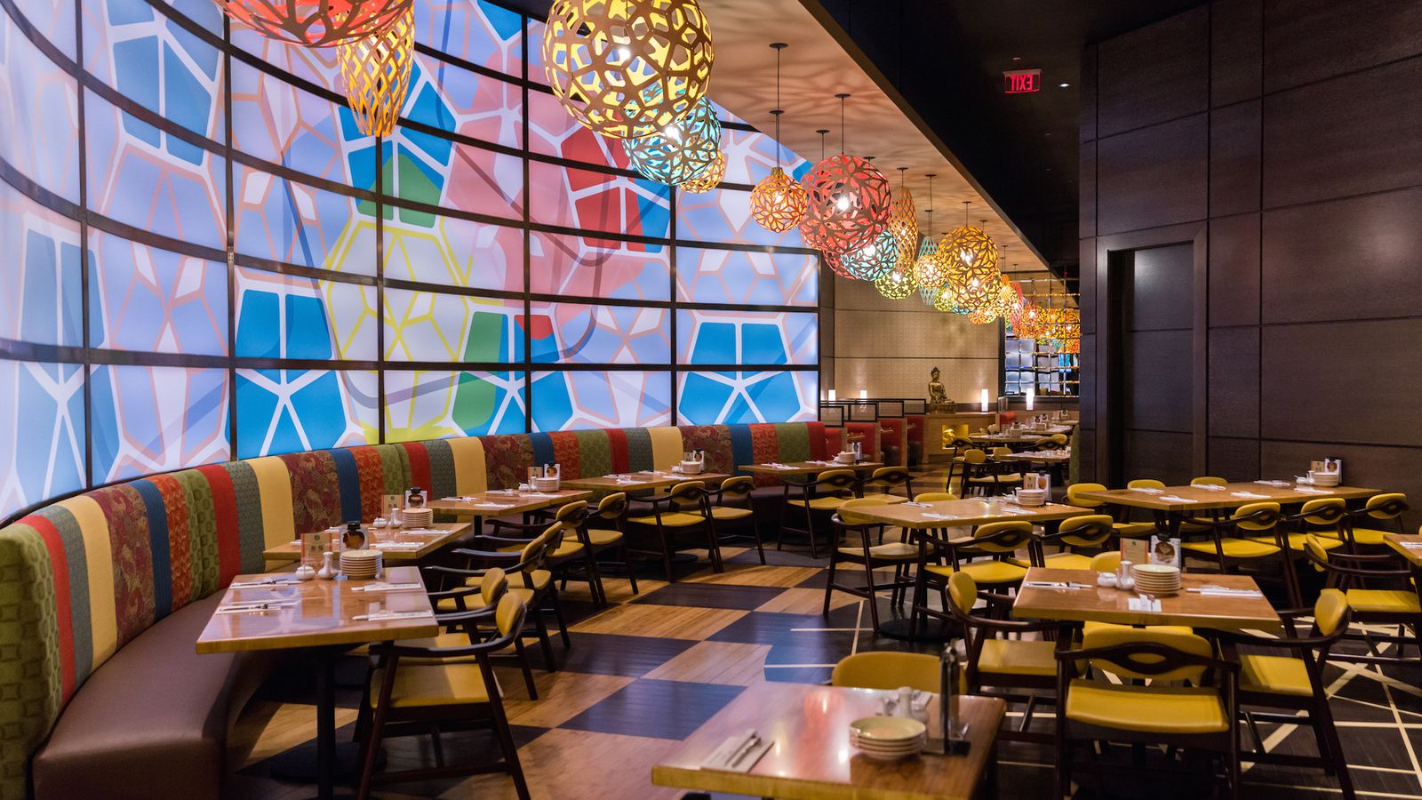 ... to the East at the New Hong Kong Cafe at the Palazzo - Eater Vegas