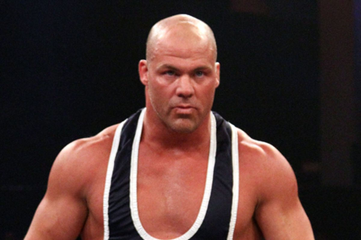 Kurt angle please resume staying out of the news cageside seats - Pictures of kurt angle ...