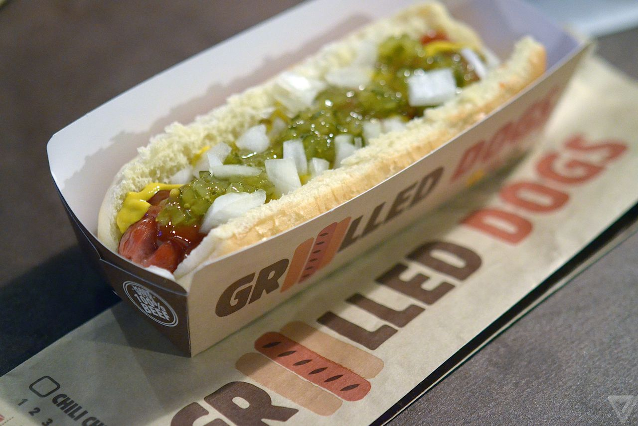 Burger King's next conquest: Hot dog king