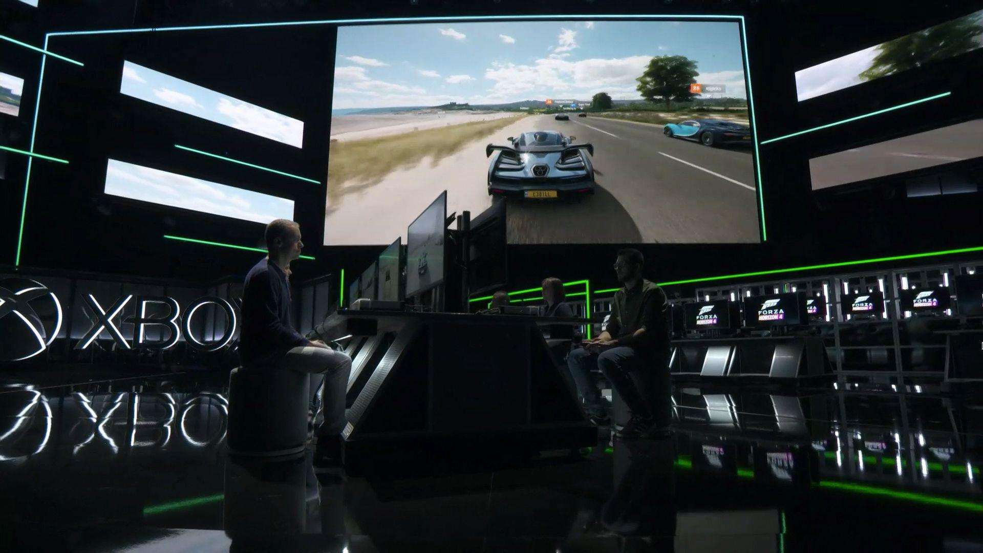 Forza Horizon 4's seasons (and sheep) will change weekly