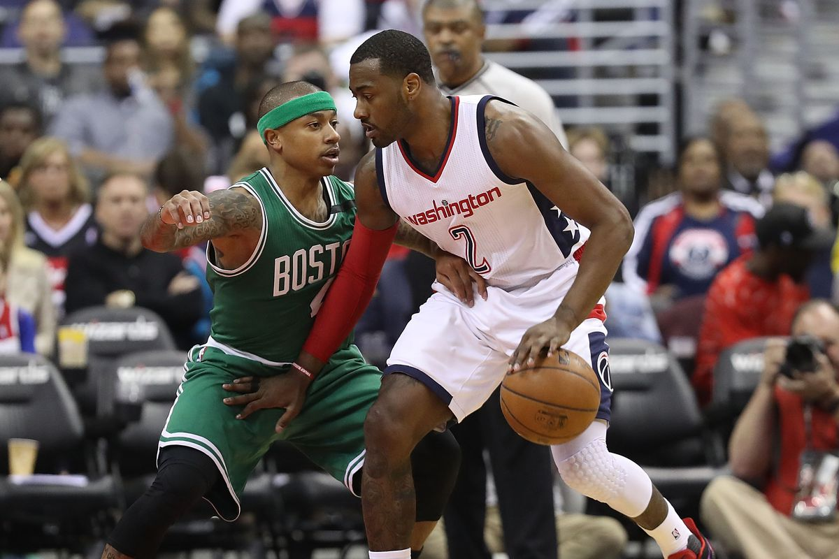 Celtics put it all together to close out Wizards in Game 7