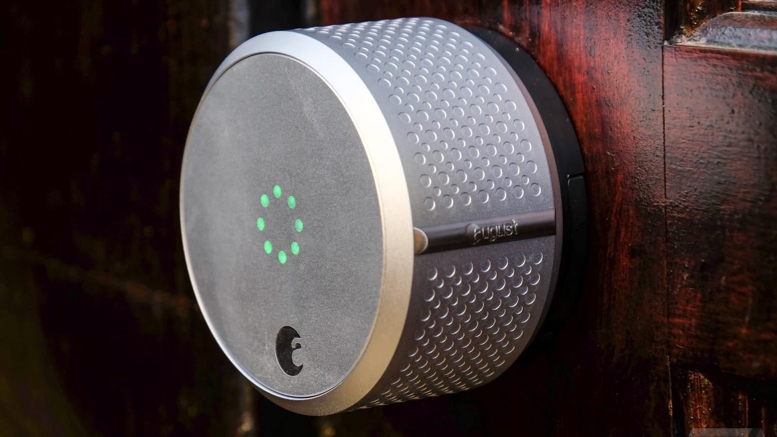 Amazon S Alexa Will Now Lock Your Door For You If You