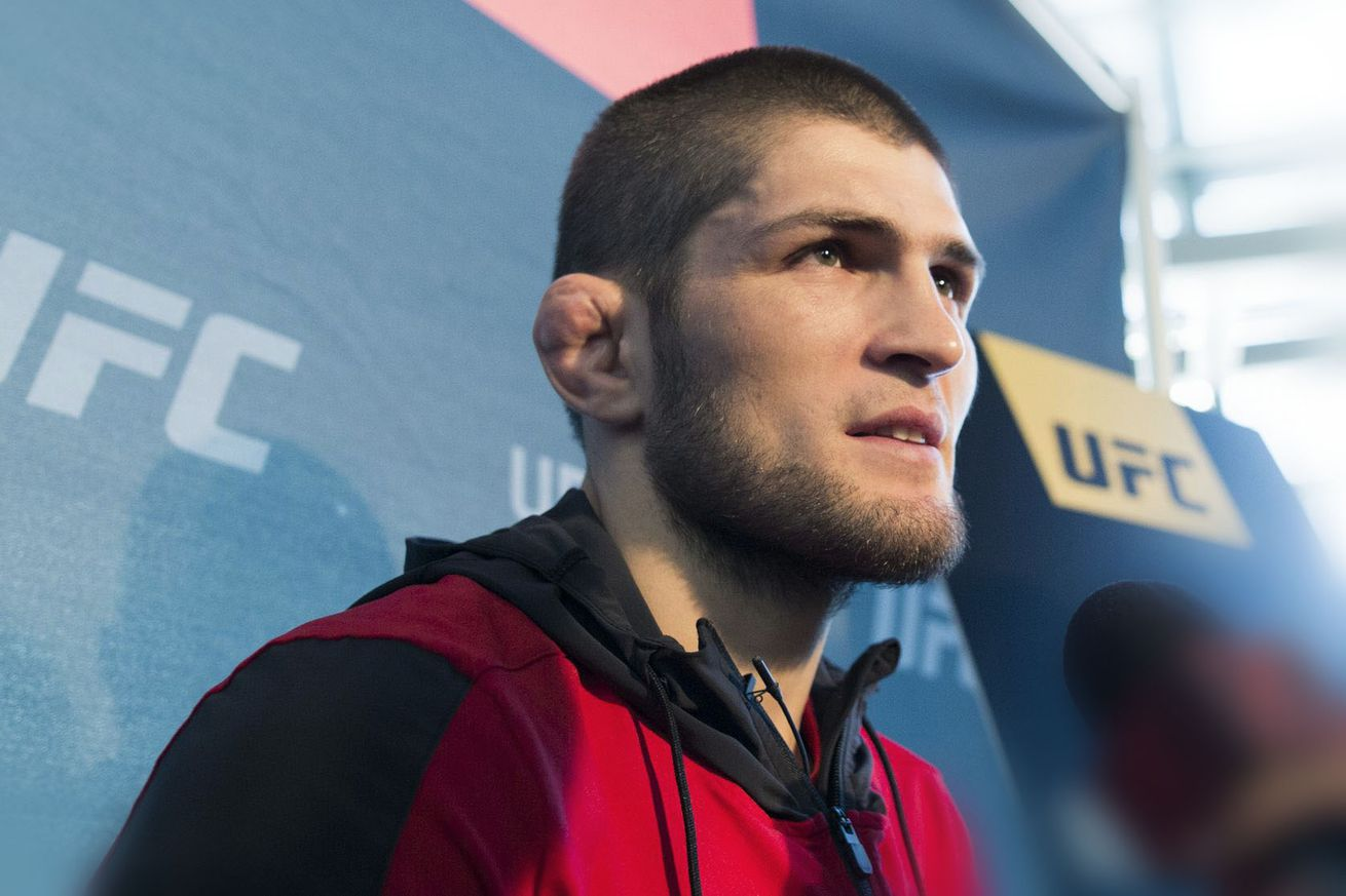 community news, Khabib Nurmagomedov releases statement after pulling out of UFC 209
