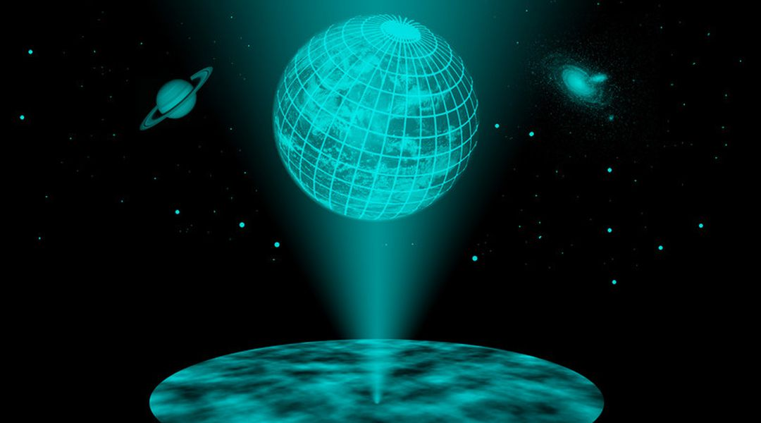 Some physicists believe we're living in a giant hologram — and it's not that far-fetched
