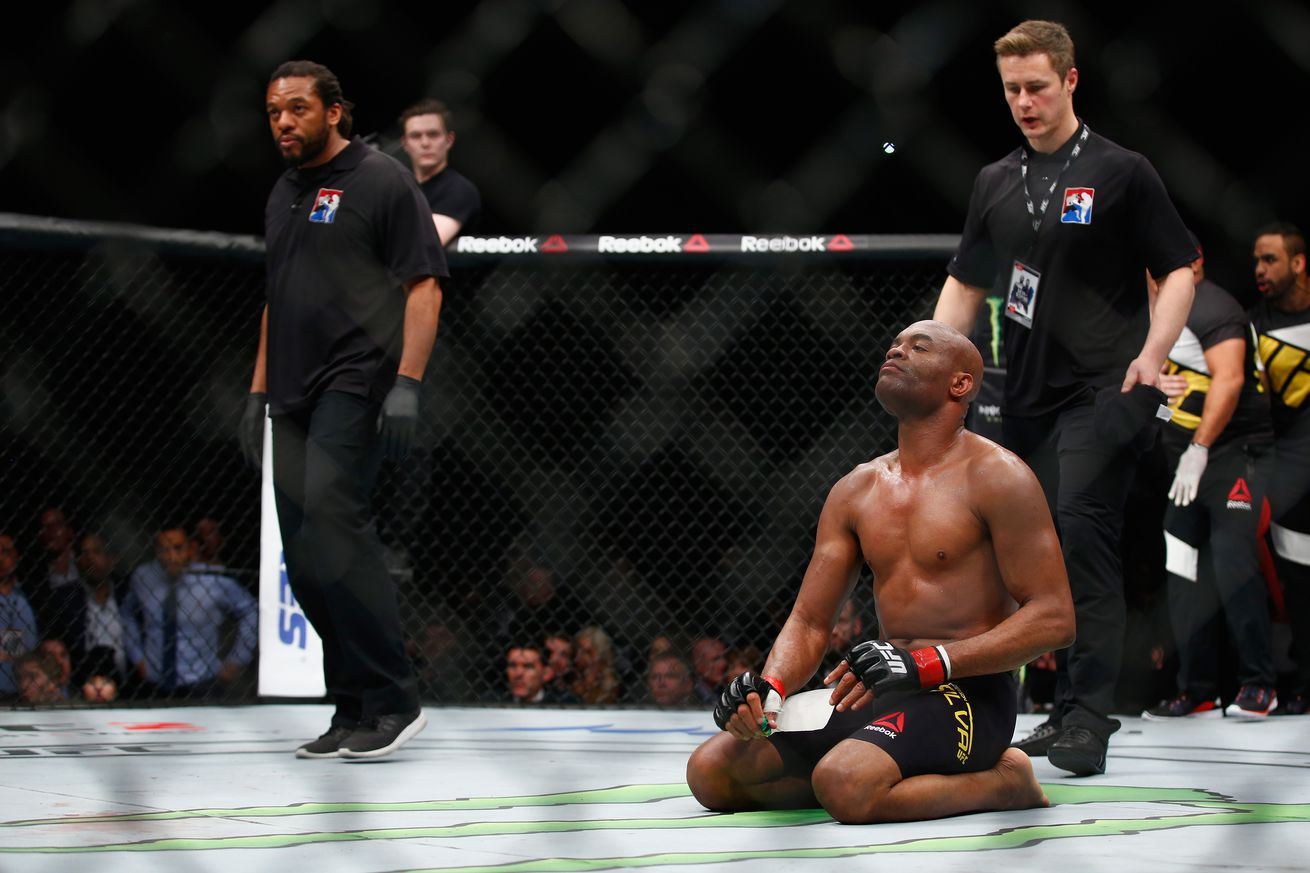 community news, Anderson Silva vs Uriah Hall in the works for UFC 198 on May 14 in Brazil