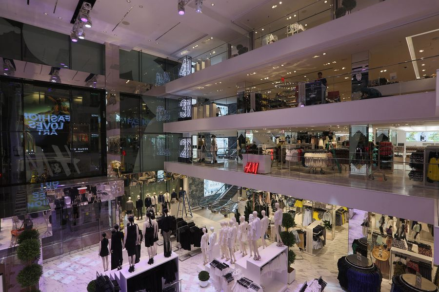 The H&M Game Plan: Home Goods and Major Expansion in NYC ...