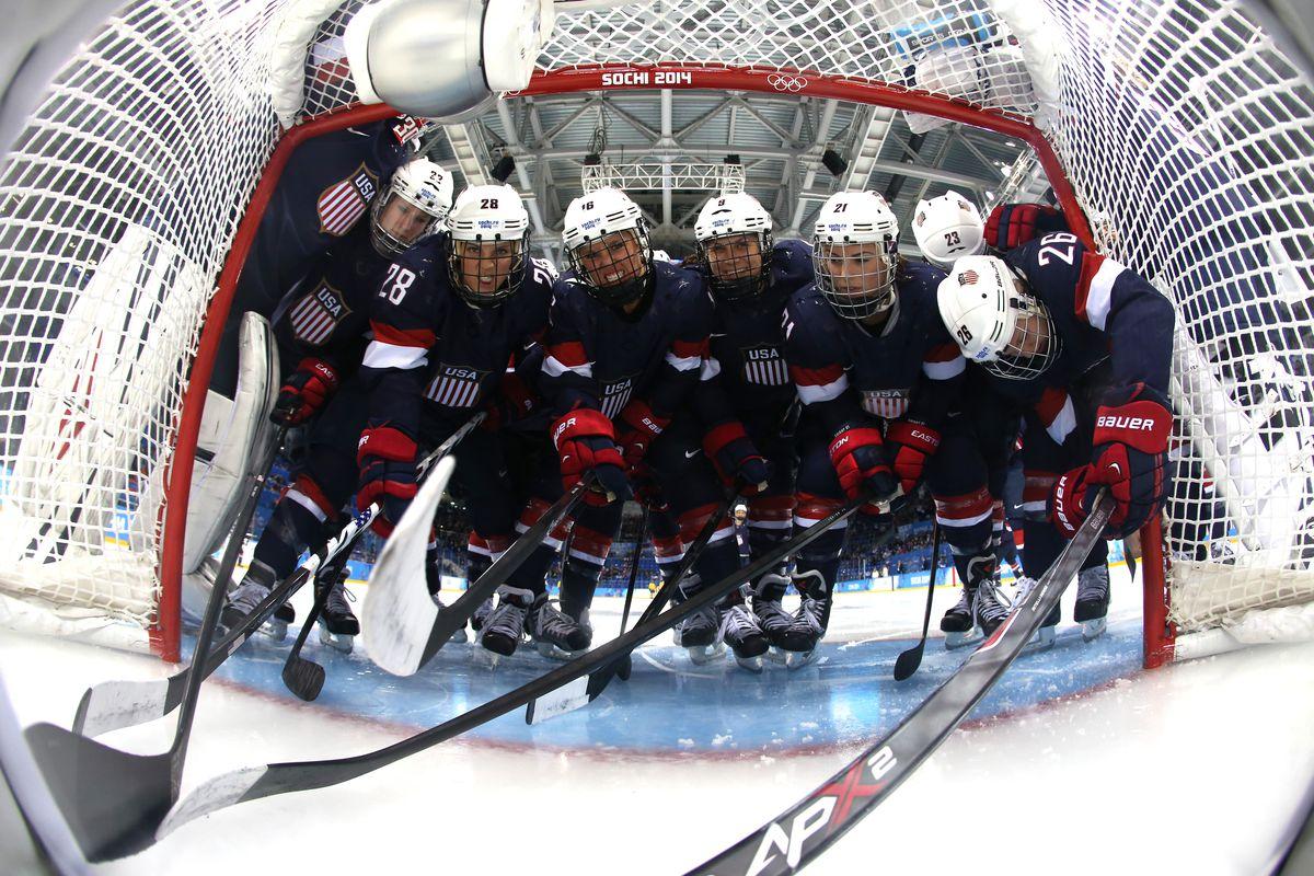 USA Women's Hockey Players Threaten Boycott over Wage Dispute