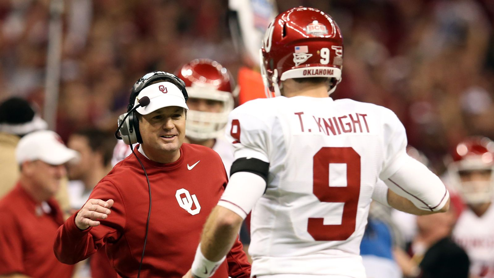 "Alabama vs. Oklahoma, 2014 Sugar Bowl: ""Big Game Bob ..."