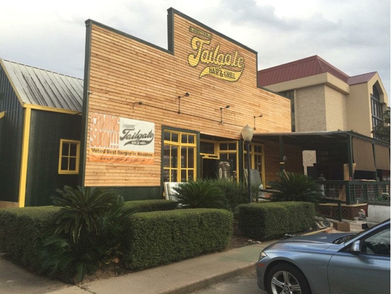 Rumors Bar And Grill >> Christian's Tailgate Heads West with Biggest Location to Date - Eater Houston