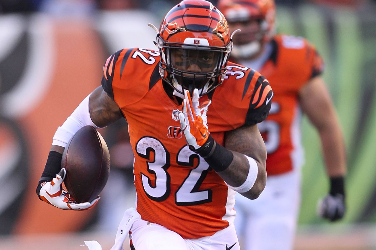 Why the Bengals selected Jeremy Hill over Carlos Hyde - Cincy Jungle