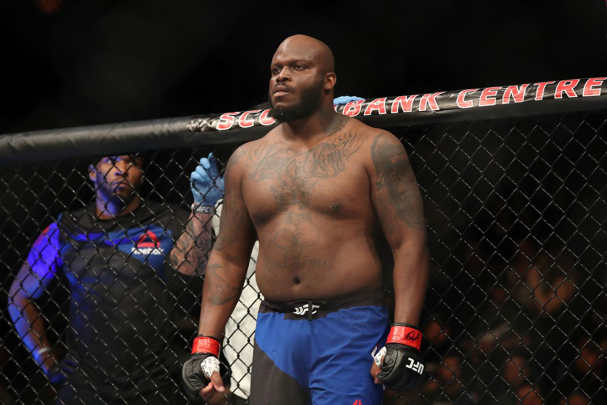 Big Heavyweight Bout Headlining UFC Fight Night 110