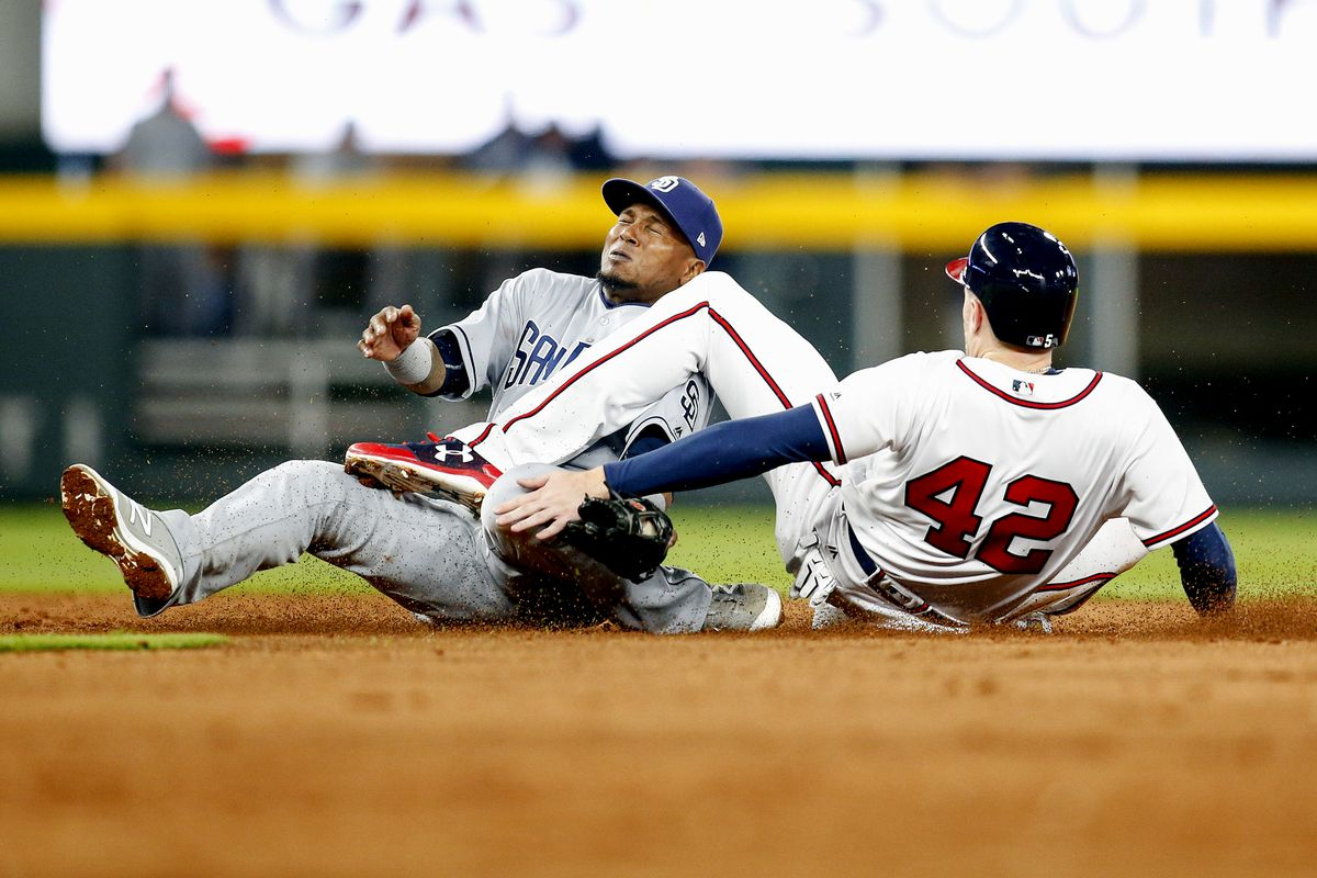 Braves 5, Padres 2: Friars fail to spoil Atlanta's day