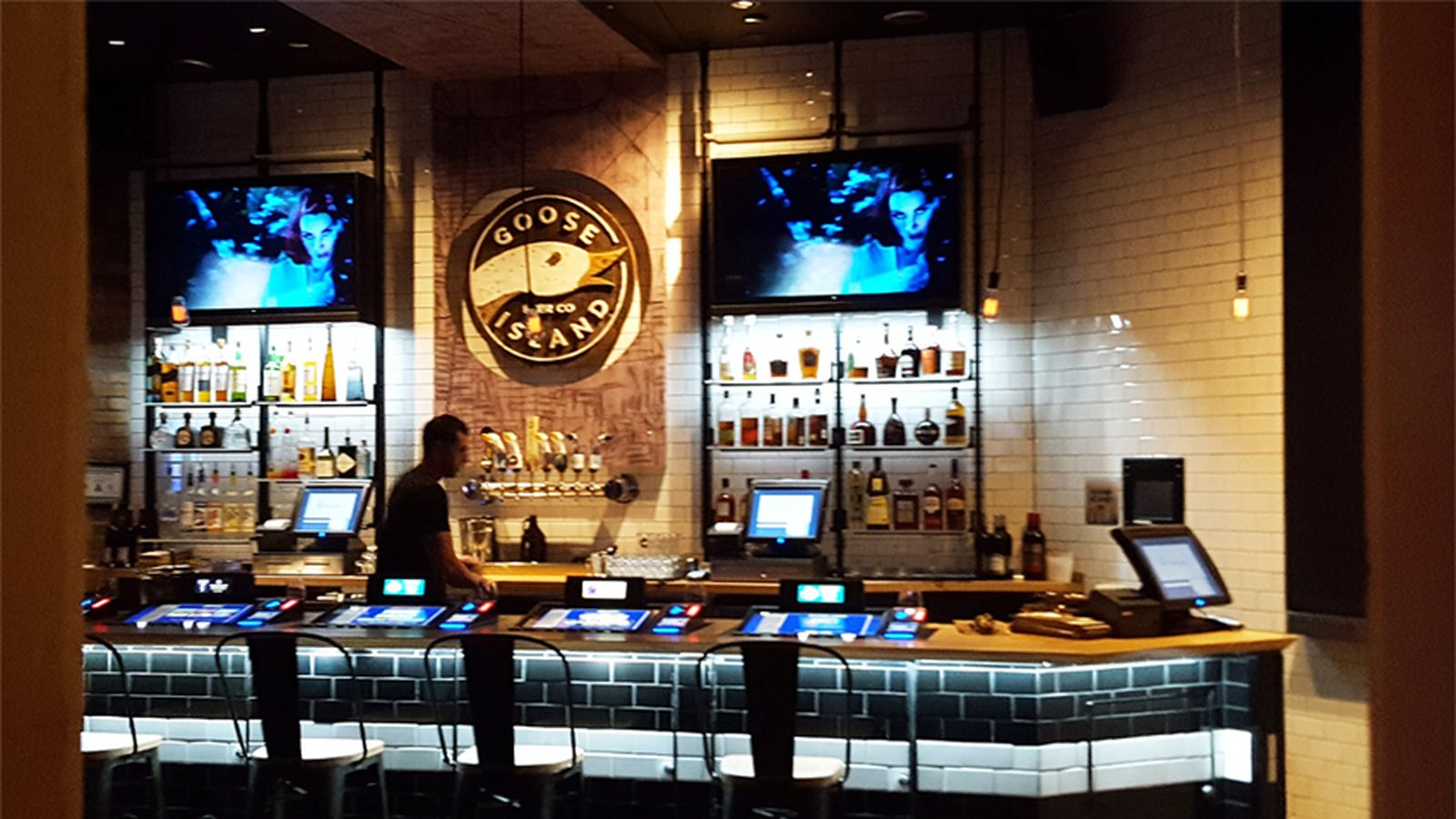 Behold The Goose Island Pub Food Menu At Hard Rock Hotel