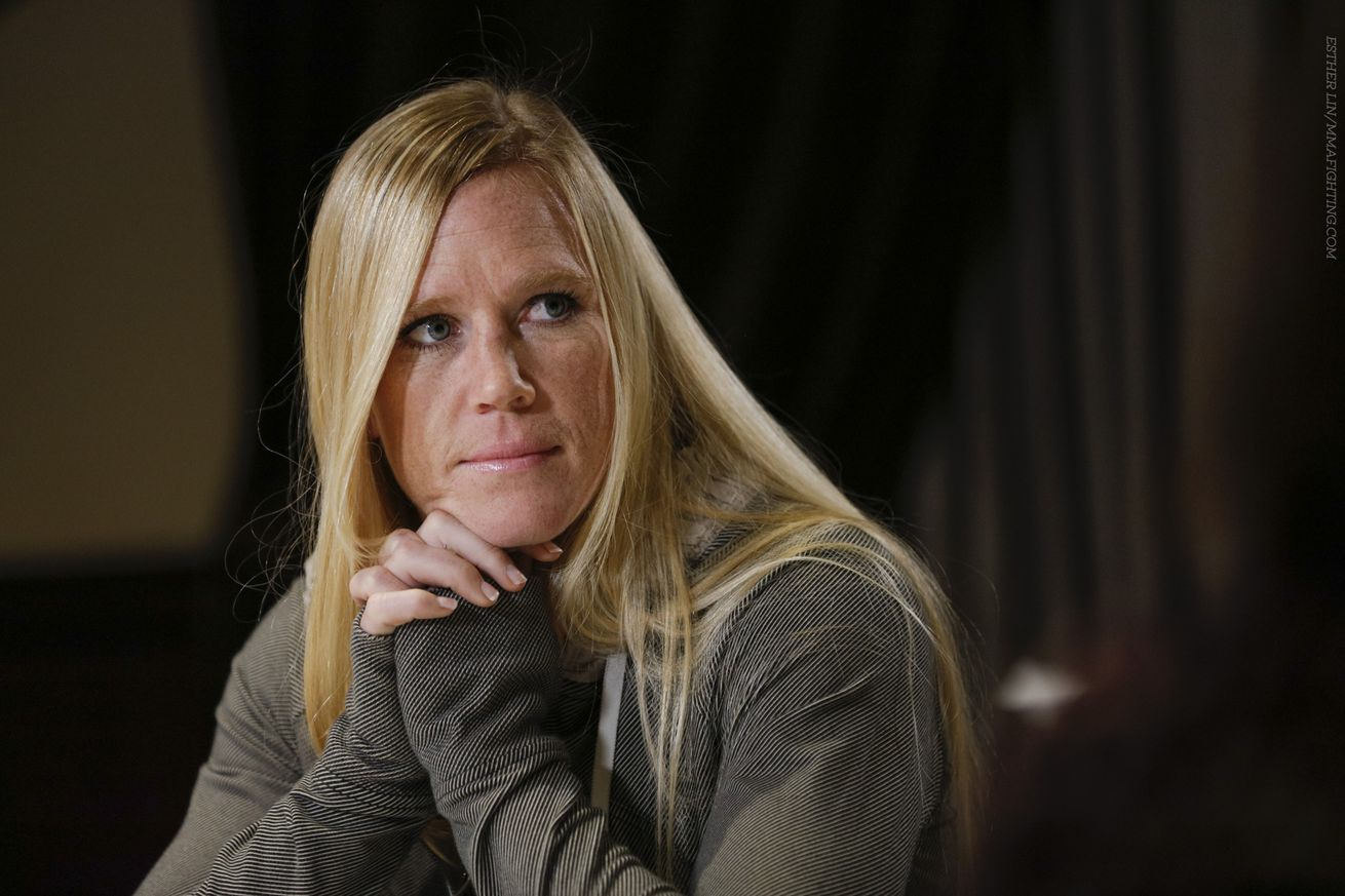Morning Report: Holly Holm doesn't want her career defined by Ronda Rousey win