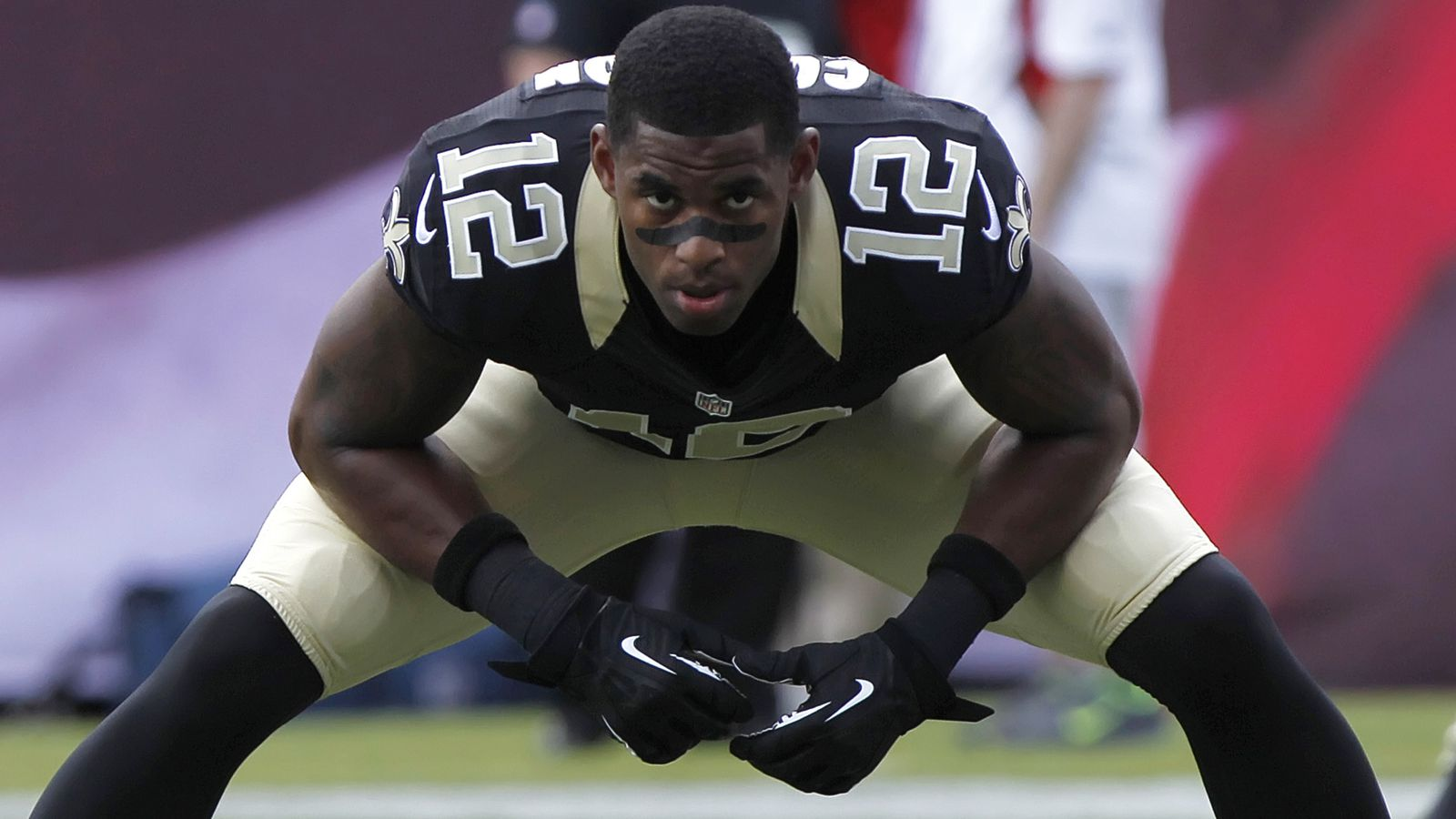 NFL Jerseys Outlet - Saints Roster Countdown 2014: #12 Marques Colston and #62 Lawrence ...