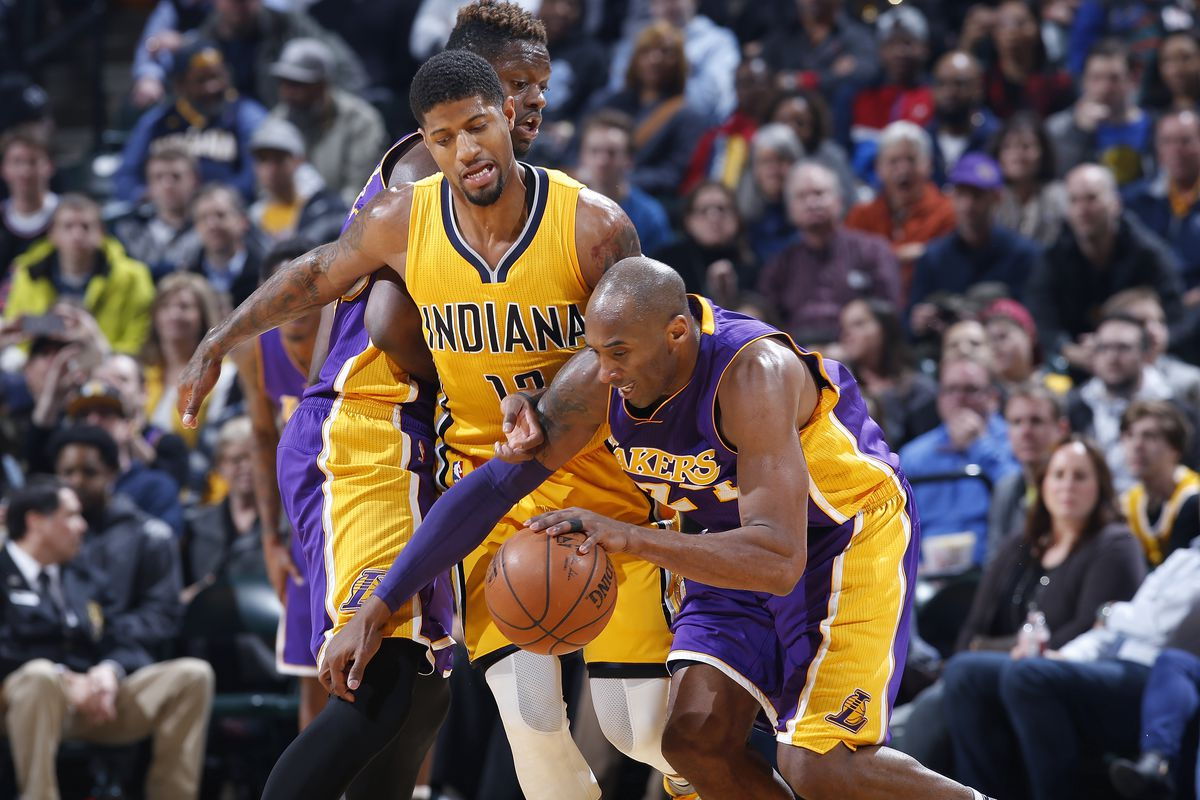 Rumor Central: Paul George to spend time with Kobe Bryant