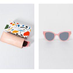 "Carla Colour <a href=""https://www.thedreslyn.com/barton-sunglasses.html"">Barton Sunglasses</a>, $165"