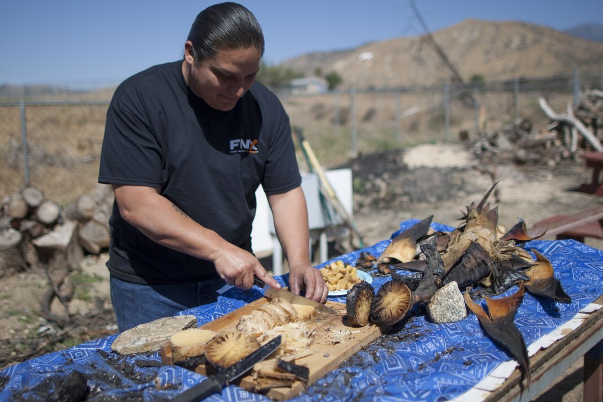 Authentic Native American Food Recipes