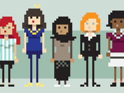 Women In Tech  - cover
