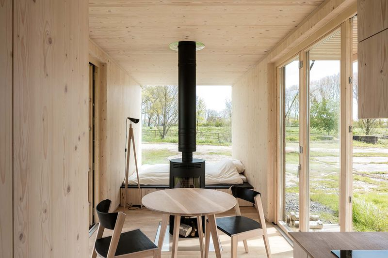 This prefab tiny house is simplicity at its most chic Curbed