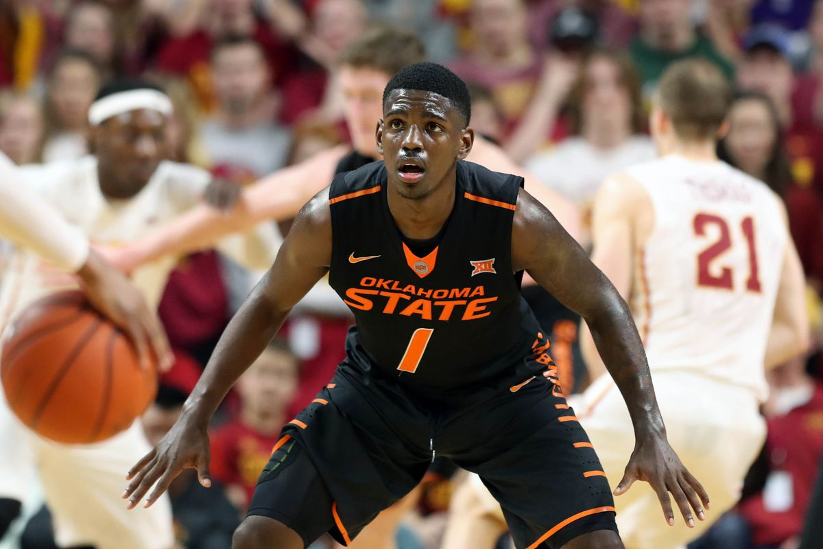 Oklahoma State's Jawun Evans Declares For NBA Draft