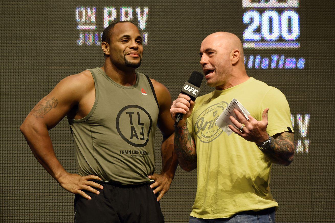 'Boring' Daniel Cormier suggests he's the UFC's version of John Cena