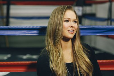 Ronda Rousey issues statement on relationship with Travis Browne