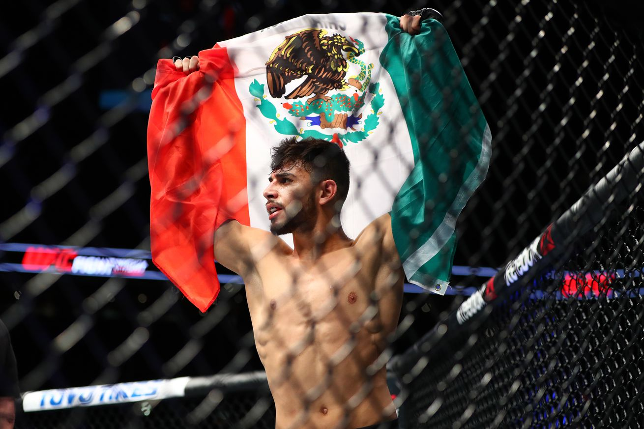 community news, UFC Fight Night 103 medical suspensions: Yair Rodriguez benched indefinitely