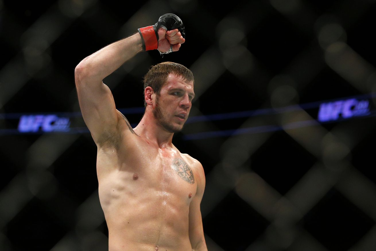 community news, Nikita Krylov released from UFC contract, light heavyweight division loses another top prospect