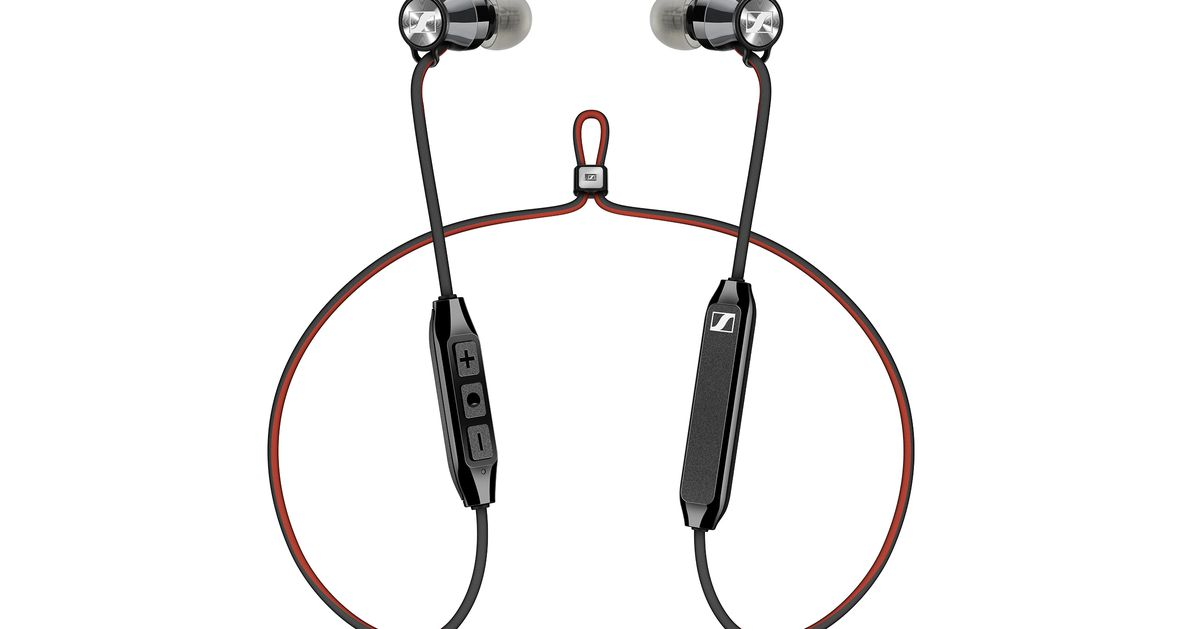 sennheiser u2019s wireless earbuds slim down in a big way with the hd1 free