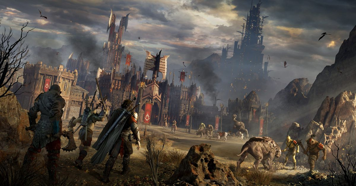 photo image Middle-earth: Shadow of War is so big that it's overwhelming