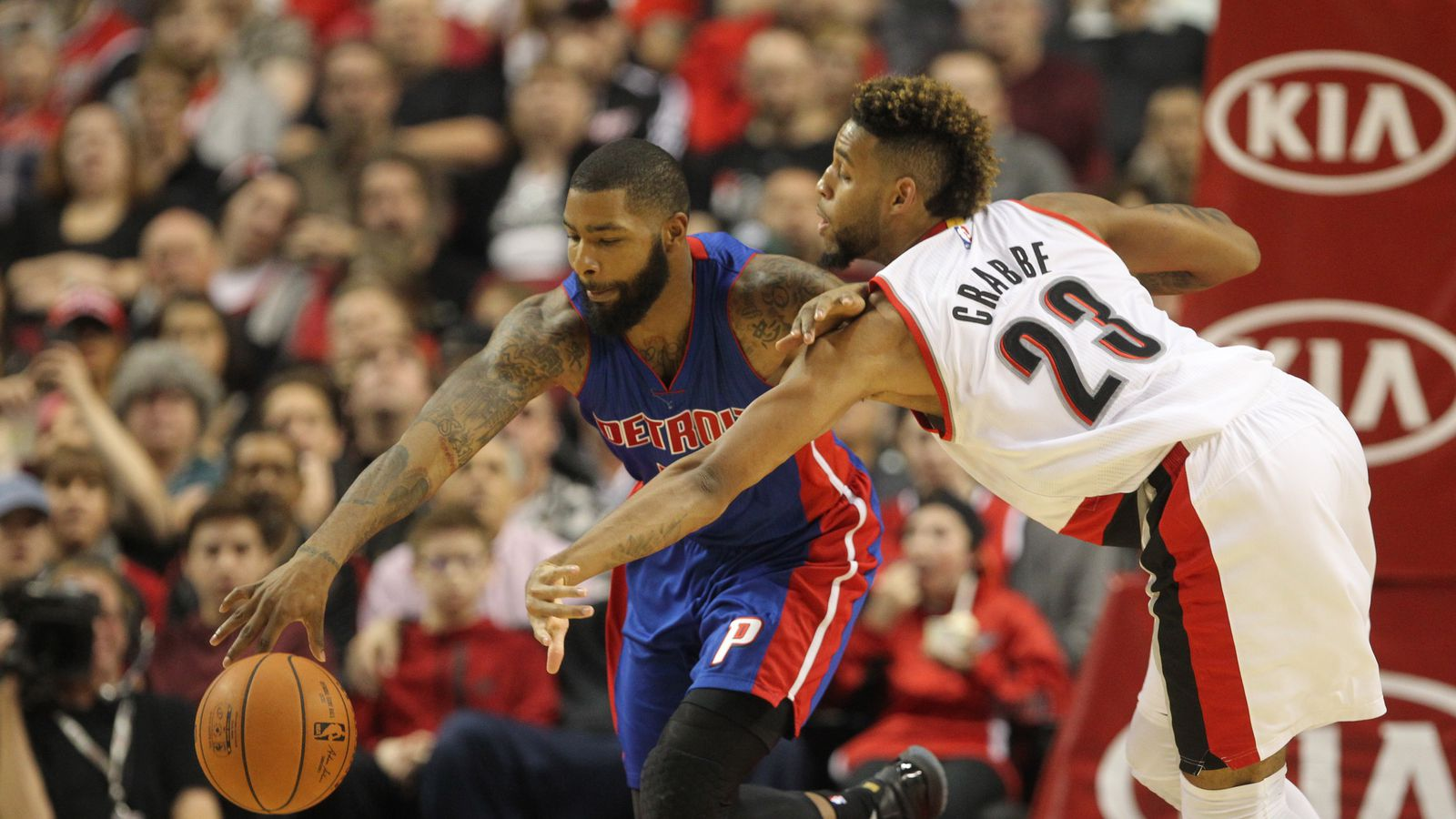 Detroit Pistons at Portland Trail Blazers Game Preview