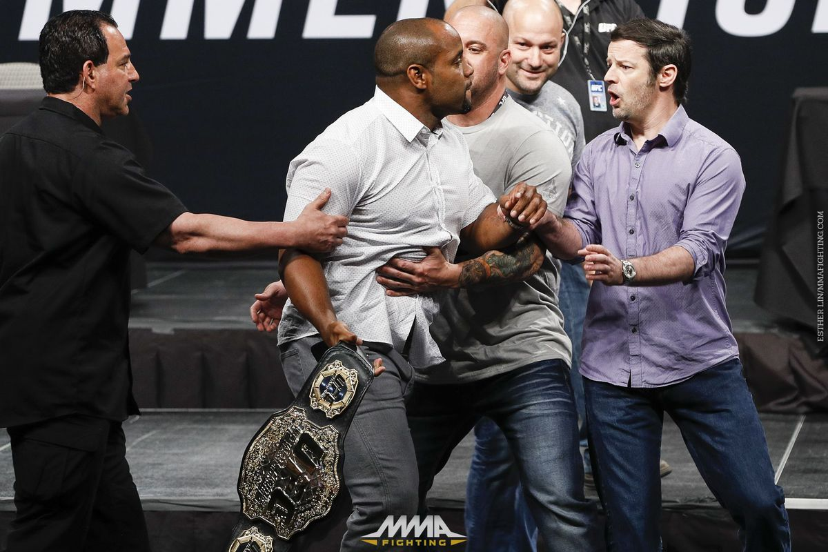 Daniel Cormier, Jon Jones set to fight at UFC 214
