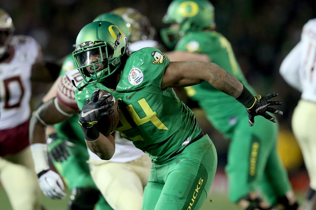 Thomas Tyner, retired Ducks running back, will attempt comeback at OSU
