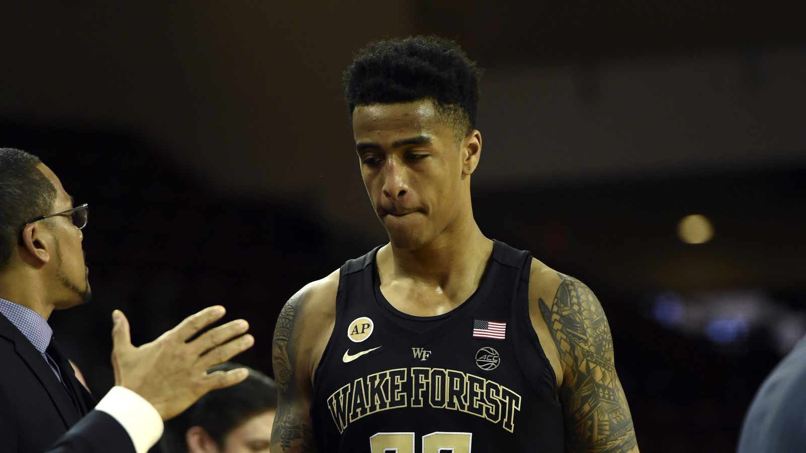 John Collins Hires an Agent and Will Stay in NBA Draft ...