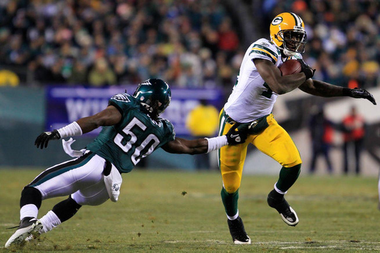 cheap nfl Green Bay Packers James Starks Jerseys