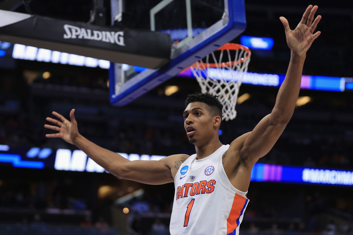 Gators hit last-second 3-pointer in OT, advance to Elite Eight