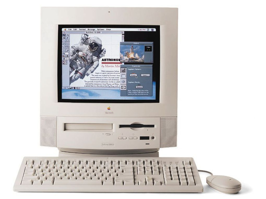 The Mac turns 30: a visual history | The Verge