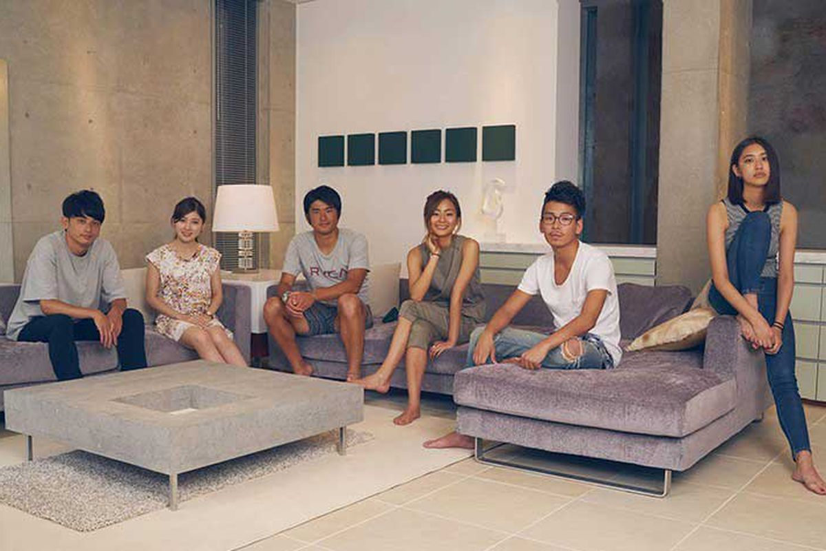 Terrace house matelas 2017 for Terrace house aloha state