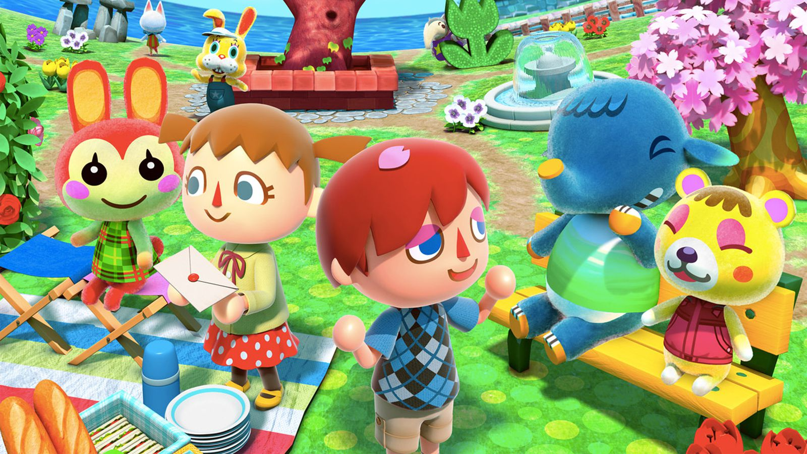 Animal crossing new leaf s big amiibo update is available for Animal crossing new leaf arredamento