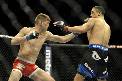community news, Stephen Thompson tells young Sage Northcutt to go slow climbing UFC ladder