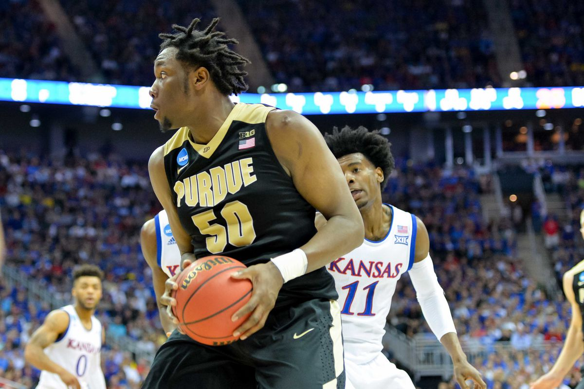 Purdue's Swanigan decides to test the waters in NBA Draft