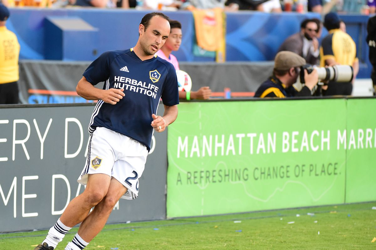 Landon Donovan retires again: 'Yeah, I'm done ... no more playing for me'