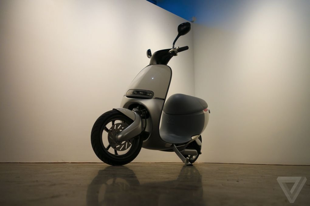 Meet Gogoro The Outrageous Electric Scooter Of The Future