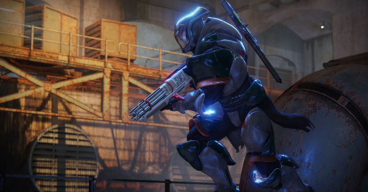 Destiny 2 going offline Monday for maintenance and patch