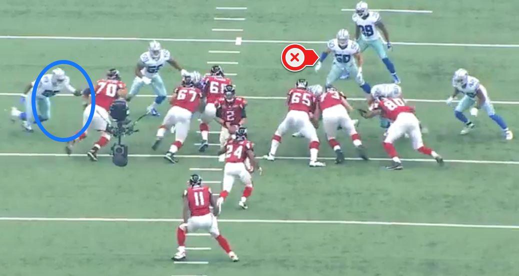 NFL Jerseys Sale - A Tale Of Two Halves? Dallas Defense Versus Atlanta Part 1: The ...