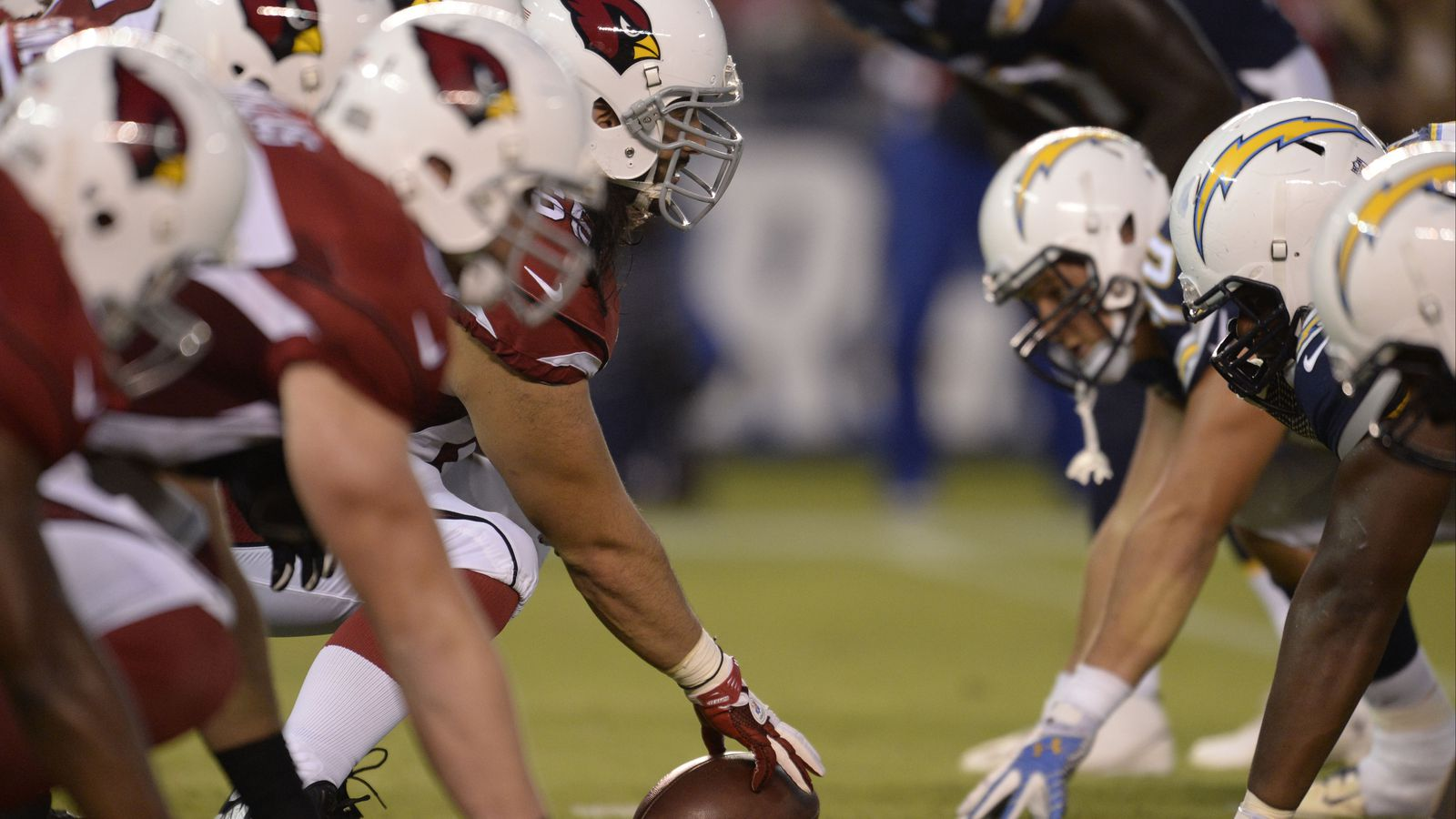 Matchup: Cardinals offensive line vs. Chargers defensive front ...