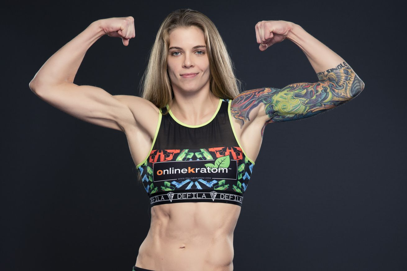 community news, Still under UFC contract, Jessamyn Duke heads back to Invicta to gain cage experience