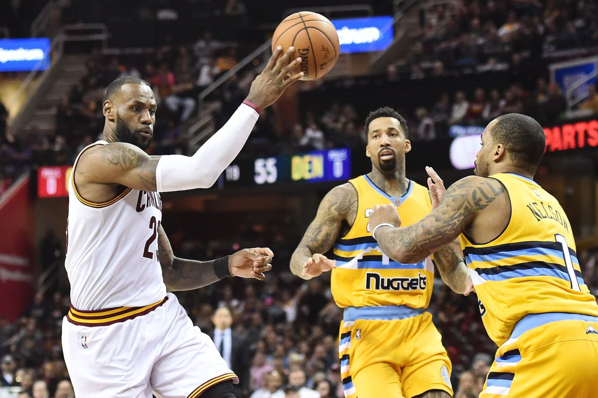 Denver Nuggets down the Cleveland Cavaliers at home 126-113