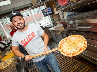 Domino's is crushing it online so a startup got $15 million to help pizzerias fight back